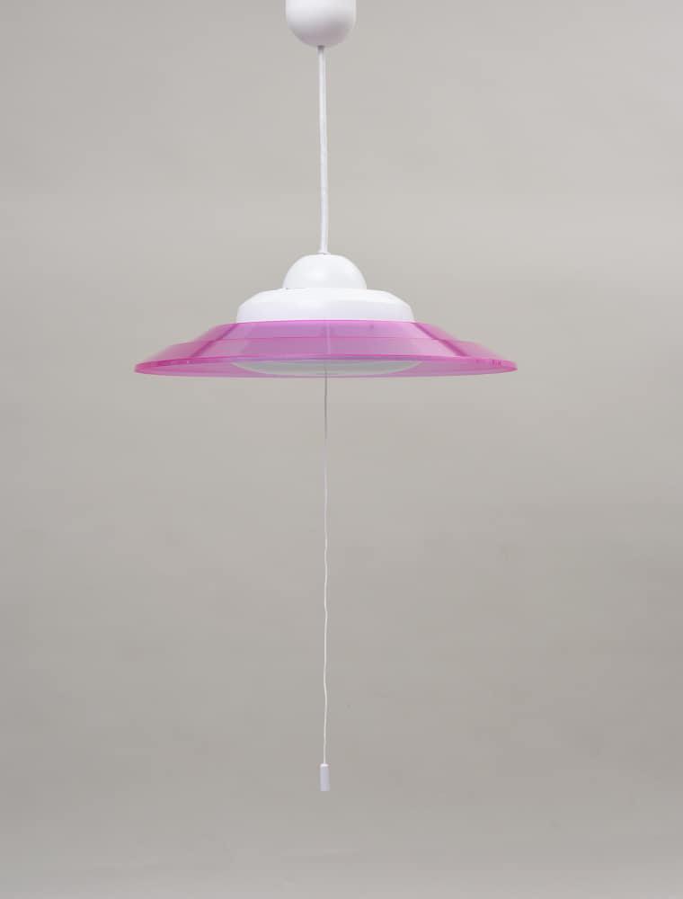LEDペンダント 〜4.5畳 LP−A45D(P):カラフルなデザインでお部屋の雰囲気も明るく!