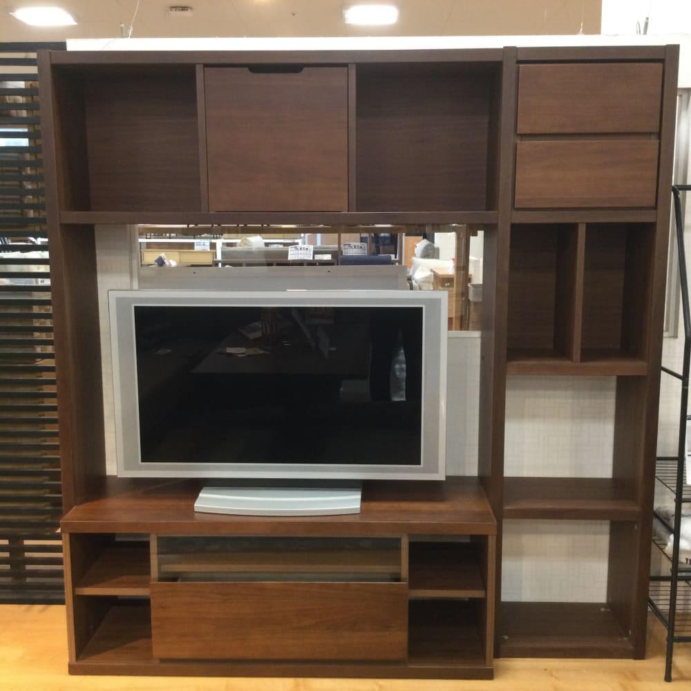 【ホームズ昭島店 展示特価品】 壁面収納一式 ボックス