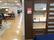 【ホームズ東村山店 展示特価品】 ダイニングボード ラテリエキャビ40