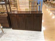 【ホームズ東村山店 展示特価品】 カウンター SAK−R1074−2−D46−SHB