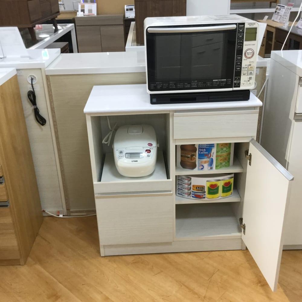 【ホームズ三郷中央店 展示特価品】 カウンター プレッソ80