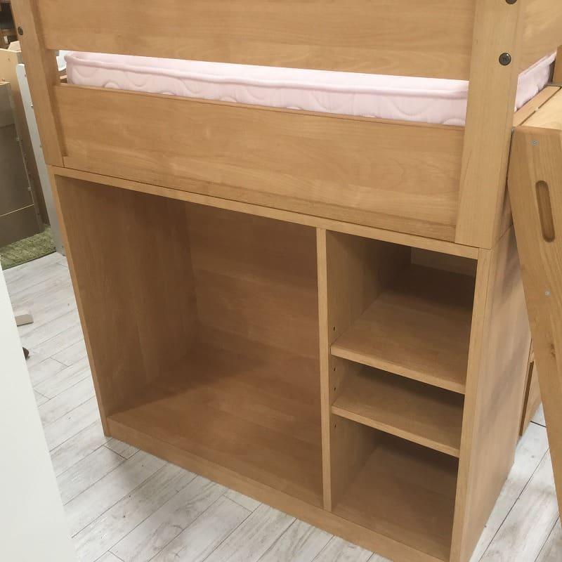 【大和店 展示特価品】 システムベッド3点セットフォレスタ/KM-111LP