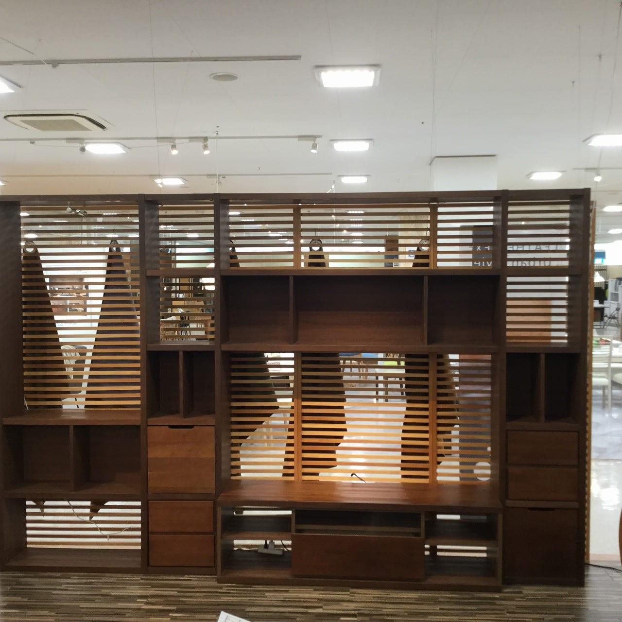 【大和店 展示特価品】 TVボードセット BOX(展示フルセット)