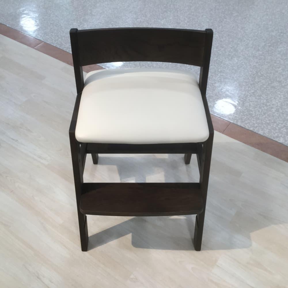 【大和店 展示特価品】 木製チェア【浜本工芸】 DSC-9008 WH