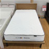 【大和店 展示特価品】 シングルベッド MRJ2020P/ ユニックフラット/サイドポケット