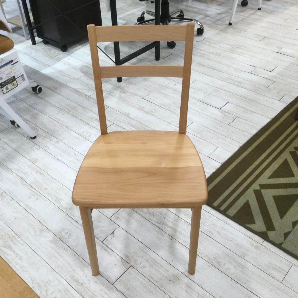【草加舎人店 展示特価品】 木製チェア フォレスタ PDチェア