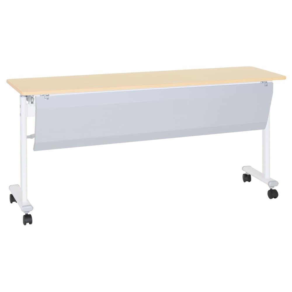 【法人様専用商品】テーブル 幕板付 ASTF−1545P−MP ≪送料無料≫
