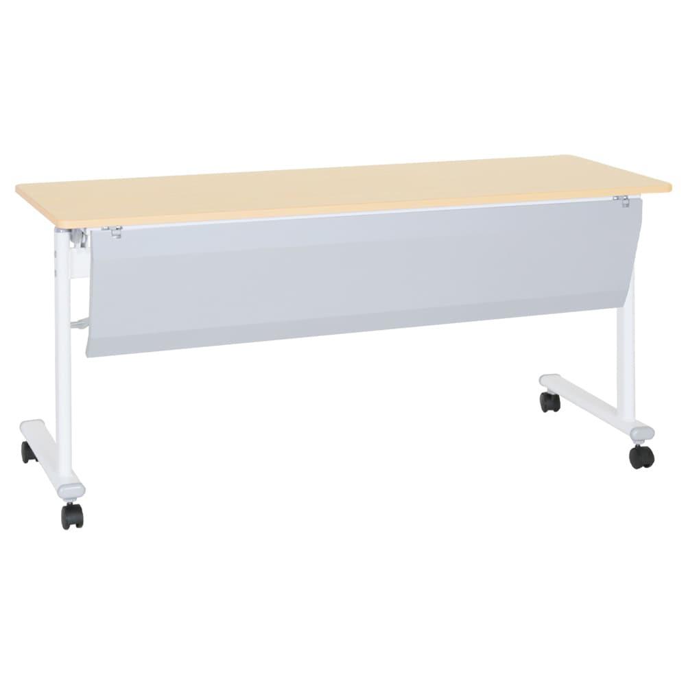 【法人様専用商品】テーブル 幕板付 ASTF−1560P−MP ≪送料無料≫