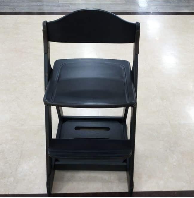 【川越的場店 展示特価品】 木製学習チェア KM46-97