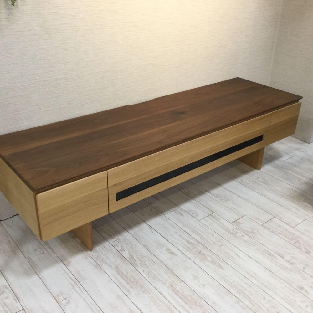 【ホームズ港北高田店 展示特価品】 ローボード TV−K50145