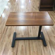【ホームズ北赤羽店店 展示特価品】 リビングテーブル RLT-4530 DB 高さ55-75