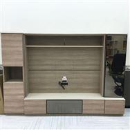 【ホームズ春日部店 展示特価品】 TVボードセット アリシア