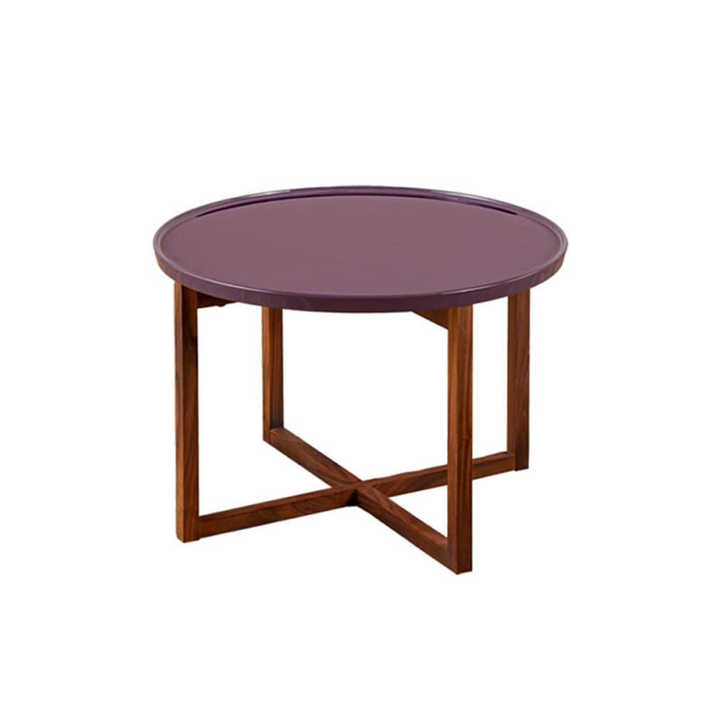 リビングテーブル CITY C−64 60ティーテーブル:『CITYシリーズ ティーテーブル』