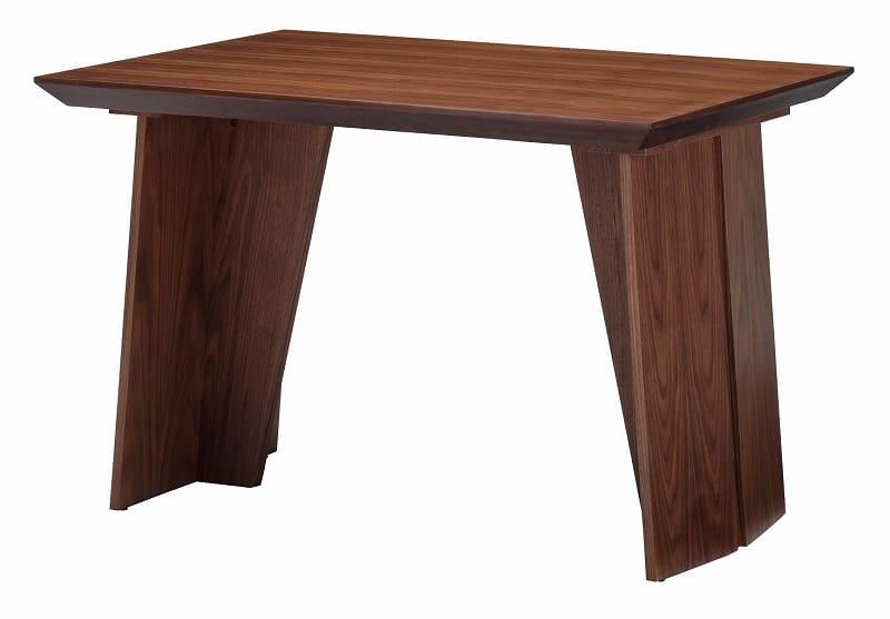 ダイニングテーブル リム スクエア 110 WAL:ダイニングテーブル