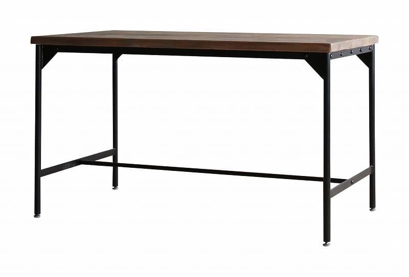 ダイニングテーブル ブレラ1200 オールドウッドBR:ダイニングテーブル