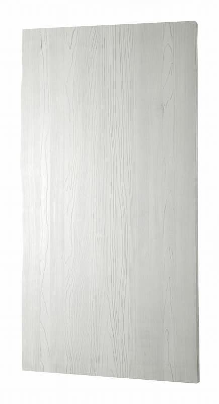ダイニングテーブル天板 VILLA KQ−165/210テーブル板 WH&GRY:ダイニングテーブル天板