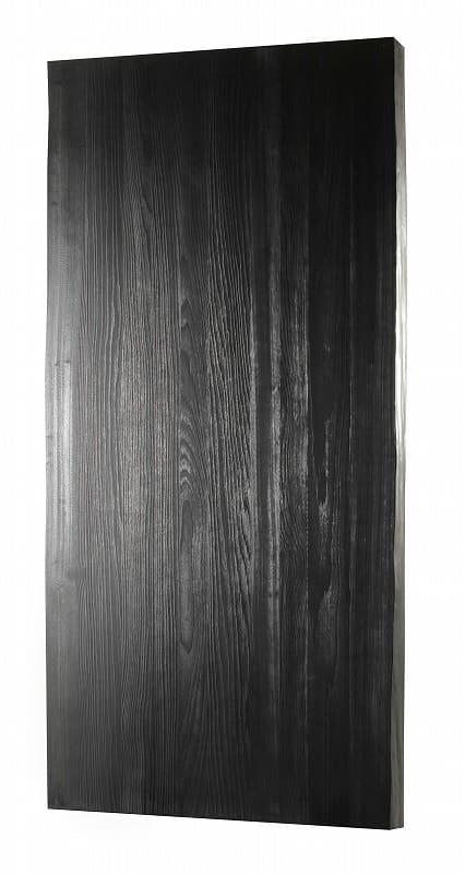 ダイニングテーブル天板 VILLA KQ−168/180テーブル板 BK:ダイニングテーブル天板