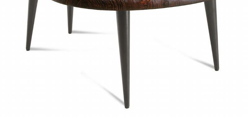 ダイニングテーブル脚 VILLA KQ−LEG4/KQ−111.121専用BK:ダイニングテーブル脚
