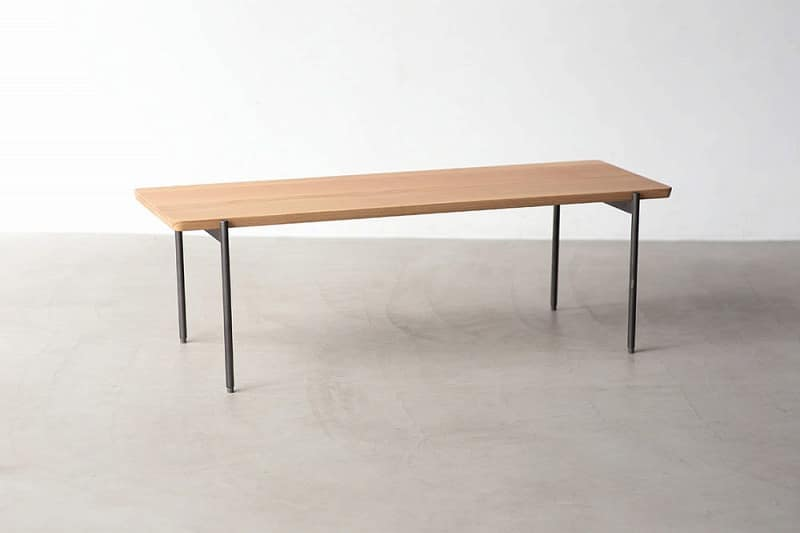 リビングテーブル CT リクト OAK:リビングテーブル
